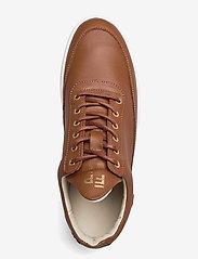 Filling Pieces - Low Top Crumbs - höga sneakers - brown - 3