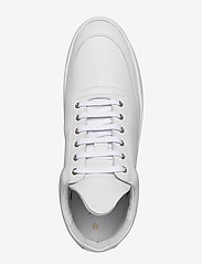 Filling Pieces - Low Top Ripple Lane Nappa - low tops - white - 4