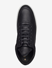 Filling Pieces - Low Top Ripple Nappa - low tops - black - 4