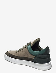 Filling Pieces - Low Top Ripple Multi - low tops - army green - 2
