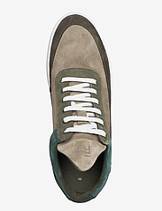 Filling Pieces - Low Top Ripple Multi - low tops - army green - 3