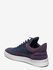 Filling Pieces - Low Top Ripple Multi - low tops - navy blue - 2