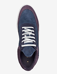 Filling Pieces - Low Top Ripple Multi - low tops - navy blue - 3