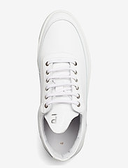 Filling Pieces - Low Top Ripple Crumbs - låga sneakers - white - 3
