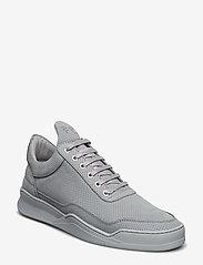 Filling Pieces - Low Top Ghost Microlane - låga sneakers - light grey - 2