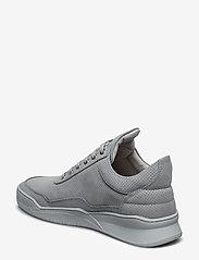 Filling Pieces - Low Top Ghost Microlane - låga sneakers - light grey - 3