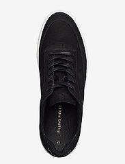 Filling Pieces - Mondo 2.0 Ripple Nubuck - låga sneakers - black - 3