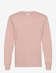 Filling Pieces - Essential Core Logo Tee - t-shirts basiques - soft pink - 0