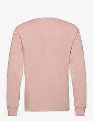 Filling Pieces - Essential Core Logo Tee - t-shirts basiques - soft pink - 1