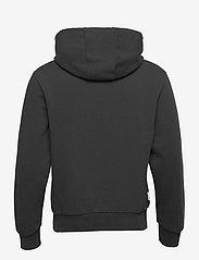 Filling Pieces - Essential Two Stripe Hoodie - hoodies - black - 1