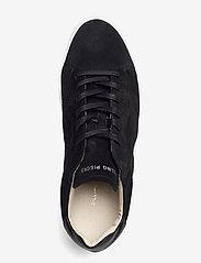 Filling Pieces - Court Ripple Suede - låga sneakers - black - 3