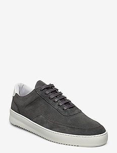 Mondo Ripple Perforated - DARK GREY