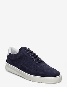 Mondo Ripple Perforated - tenis - navy