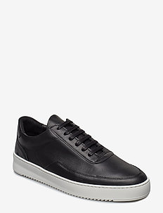 Low Mondo Ripple Nardo - tenis - black