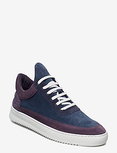Low Top Ripple Multi - low tops - navy blue