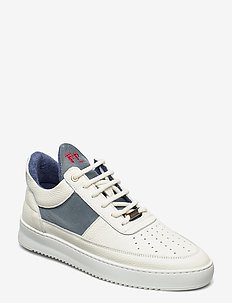 Low Top Ripple Game - low tops - blue