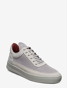 Low Top Plain Infinity - LIGHT GREY