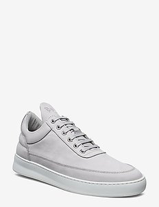 Low Top Plain Lane Nubuck - GREY