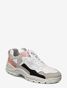 Low Curve Iceman Trimix - tenis - peach