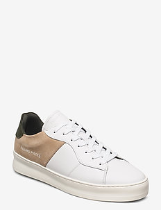 Low Plain Court - low tops - beige