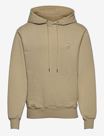 Lux Hoodie Black - hoodies - beige