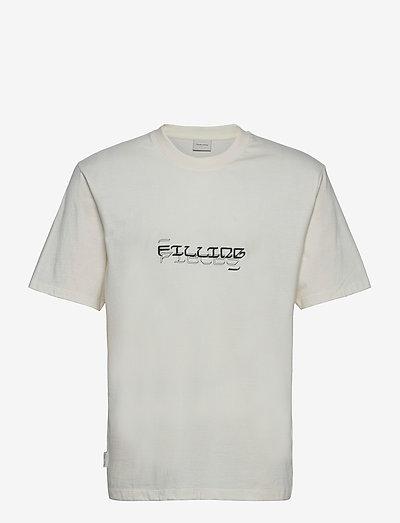 AW21 Tee Off-White Garden - kortärmade t-shirts - white