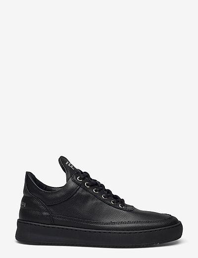Low Top Ripple Crumbs - låga sneakers - black