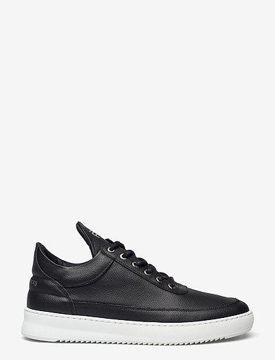 Low Top Crumbs - höga sneakers - black