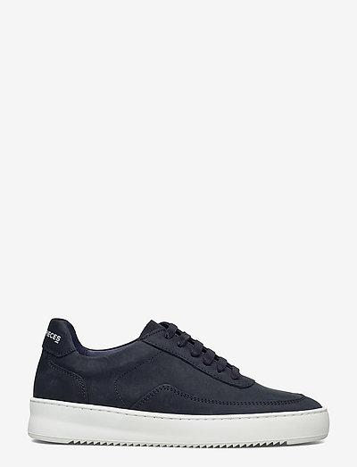 Mondo 2.0 Ripple Nubuck - låga sneakers - navy blue