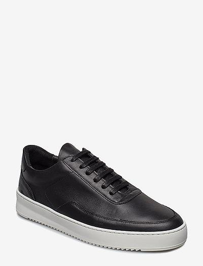 Low Mondo Ripple Nardo Nappa - låga sneakers - black
