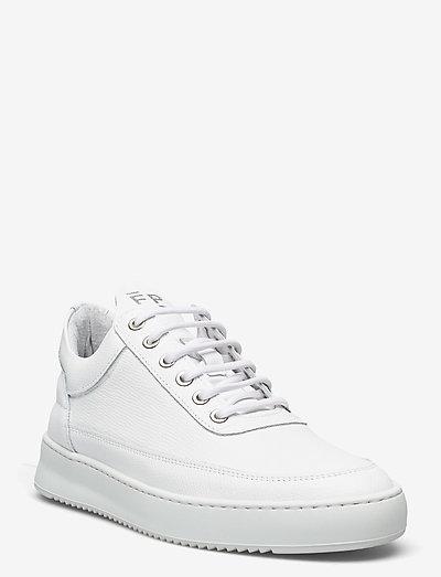 Low Top Ripple Crumbs - laag sneakers - white