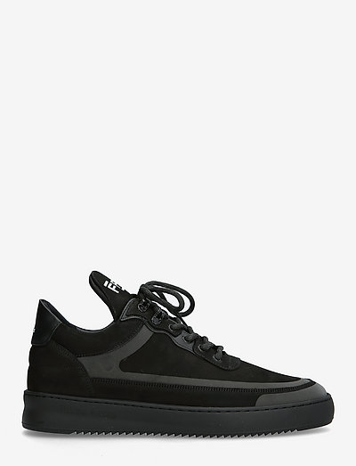 Low Top Ripple Met - låga sneakers - black