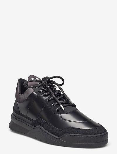 Low Top Ghost Radar - laag sneakers - black