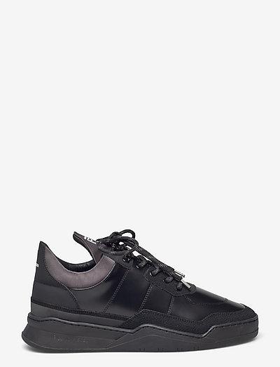Low Top Ghost Radar - låga sneakers - black