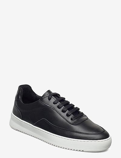 Mondo 2.0 Ripple Nappa - låga sneakers - black