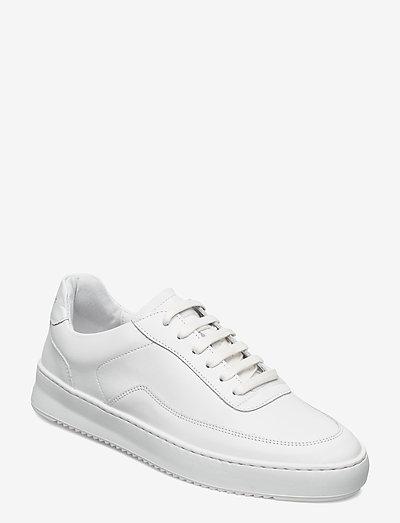 Mondo 2.0 Ripple Nappa - låga sneakers - white