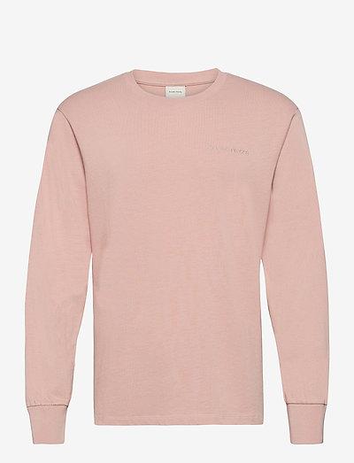 Essential Core Logo Tee - podstawowe koszulki - soft pink