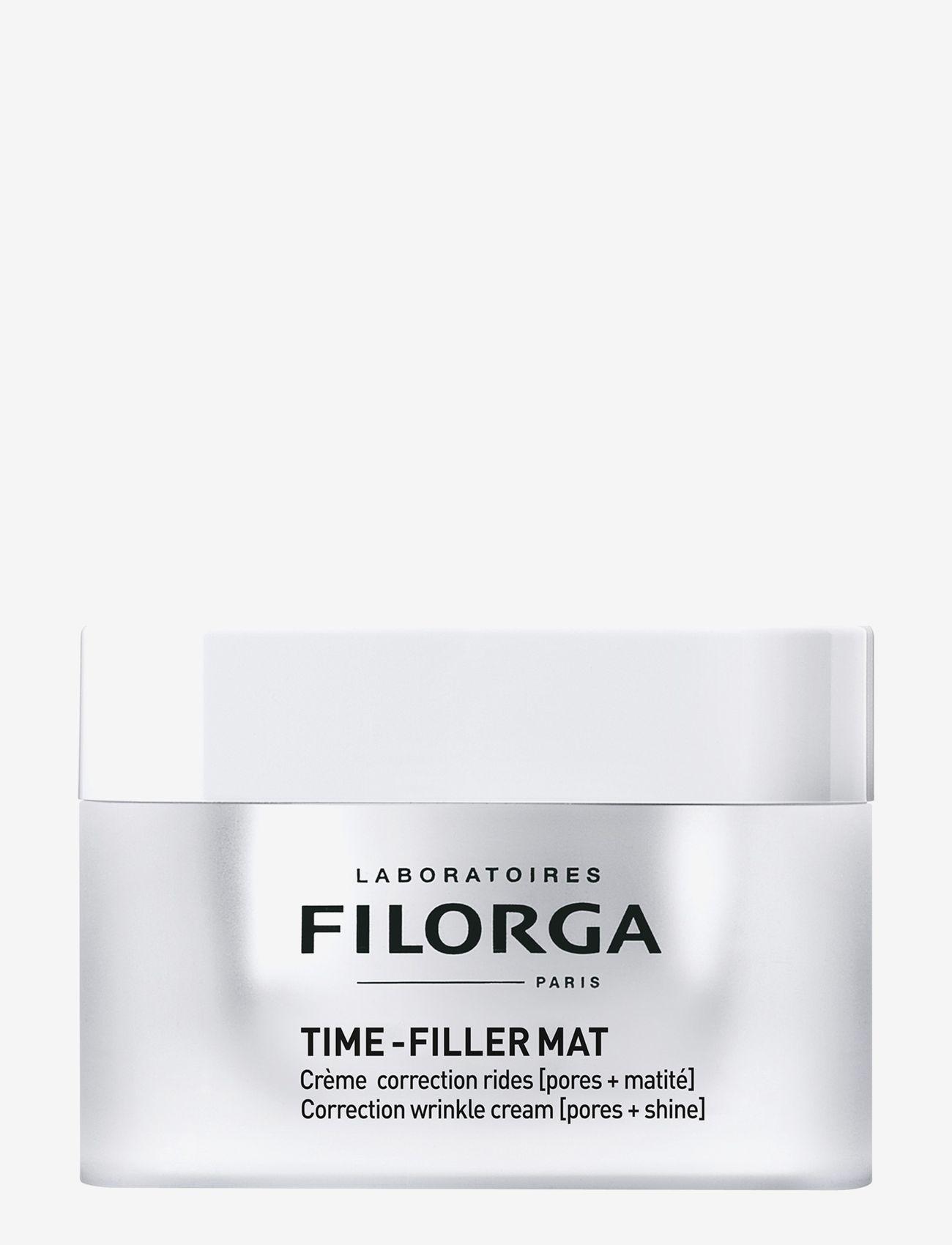 Filorga - Time-Filler Mat - päivävoiteet - no color - 0