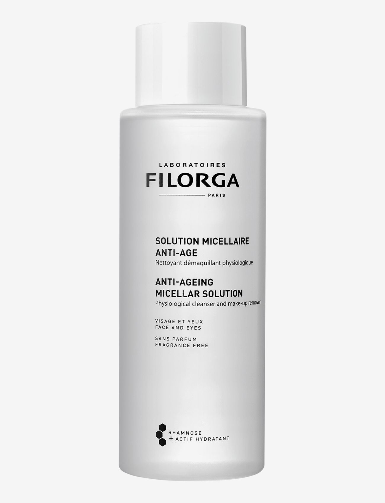 Filorga - Micellar Solution - meikinpoistoaine - no color - 0