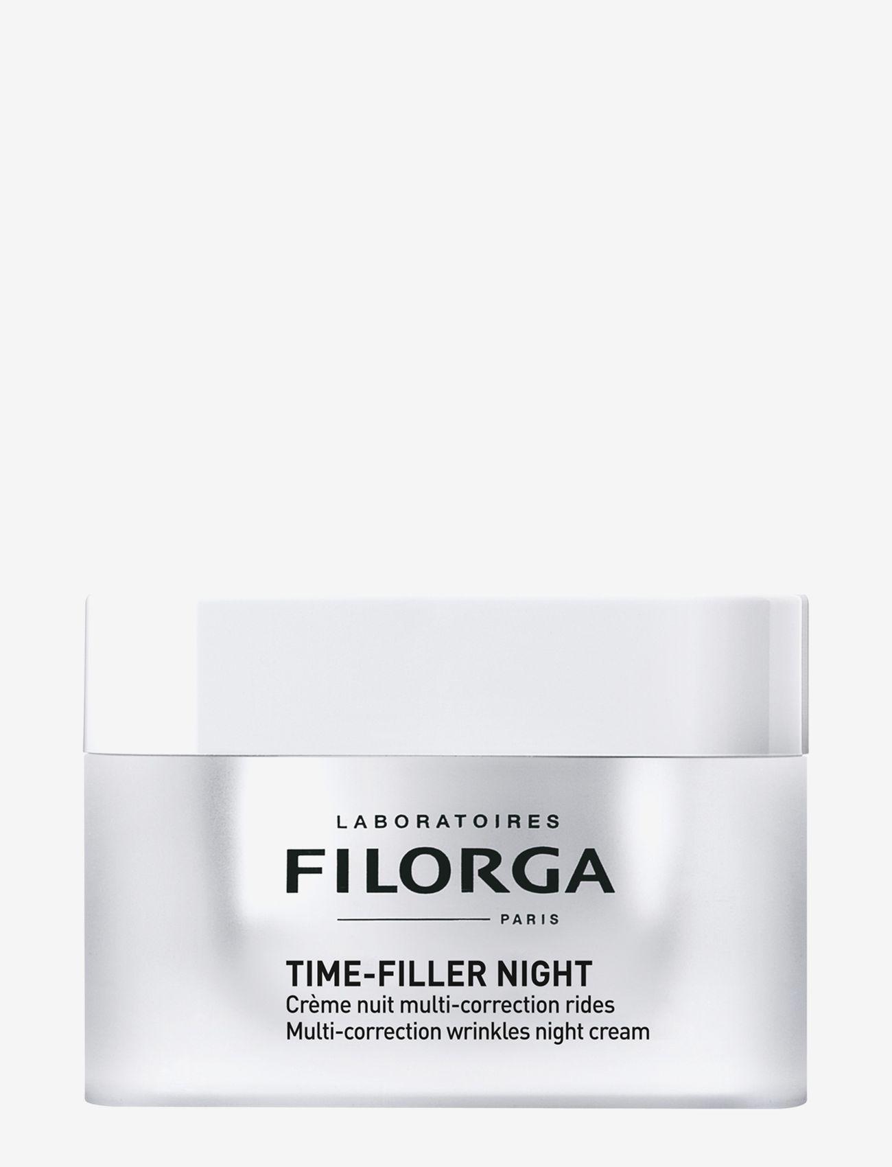 Filorga - Time-Filler Night Cream - yövoide - no color - 0