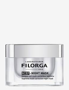 NCEF Night Mask - natcreme - no color