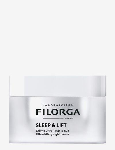 Sleep & Lift Night Cream - natcreme - no color