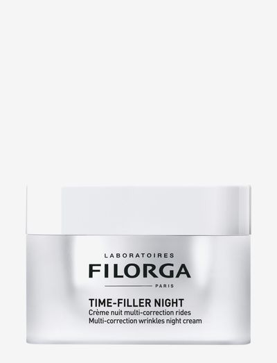 Time-Filler Night Cream - yövoide - no color