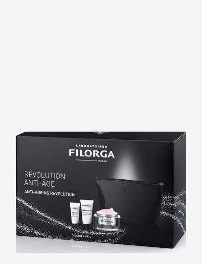 Luxury Set Ncef Skin Quality - hudpleiesett - clear