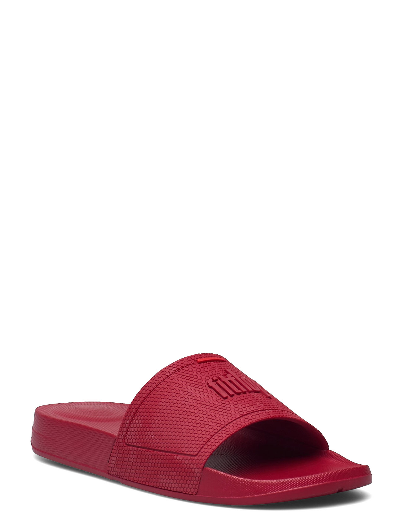 Iqushion Slides Shoes Summer Shoes Pool Sliders Rød FitFlop