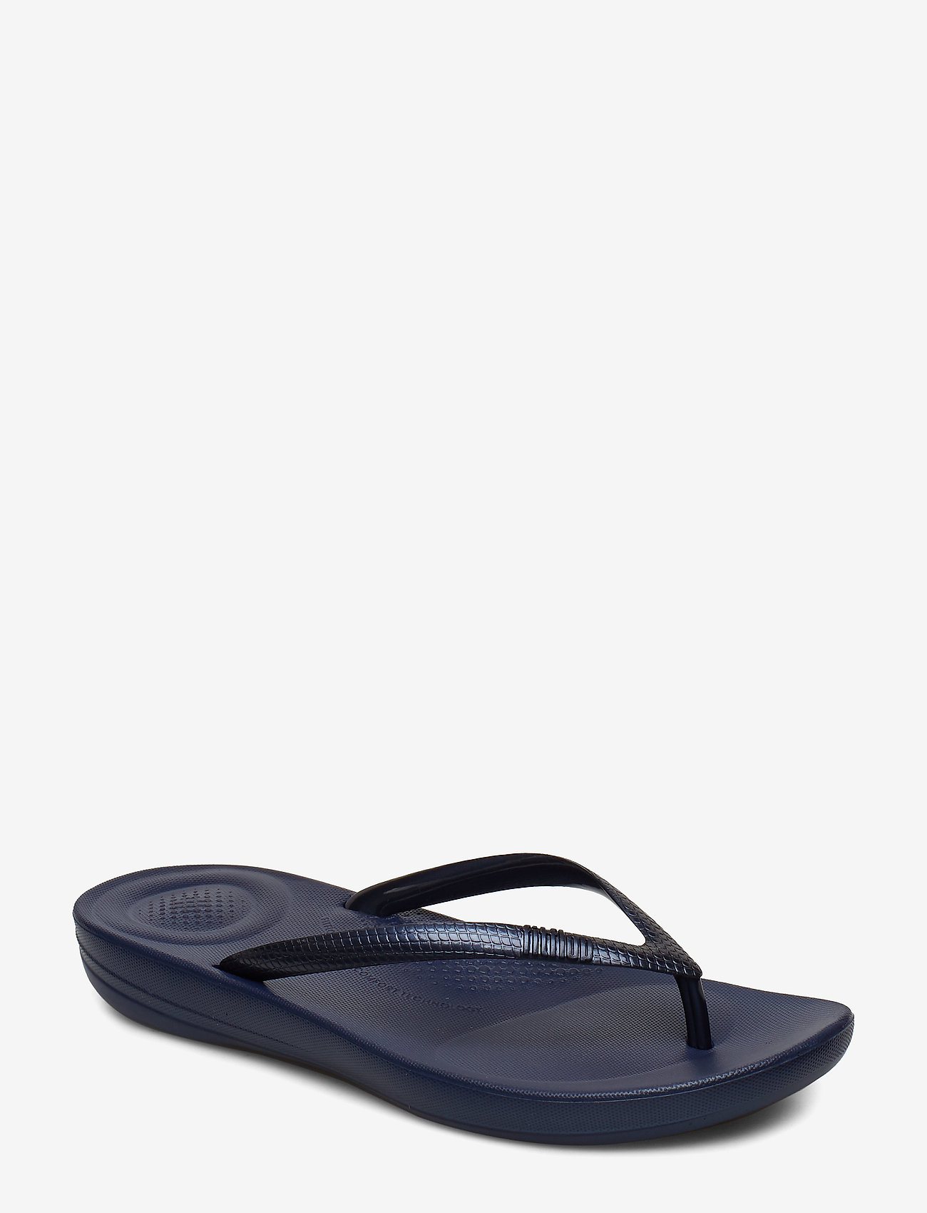 FitFlop - IQUSHION ERGONOMIC FLIP-FLOPS - teenslippers - midnight navy - 0