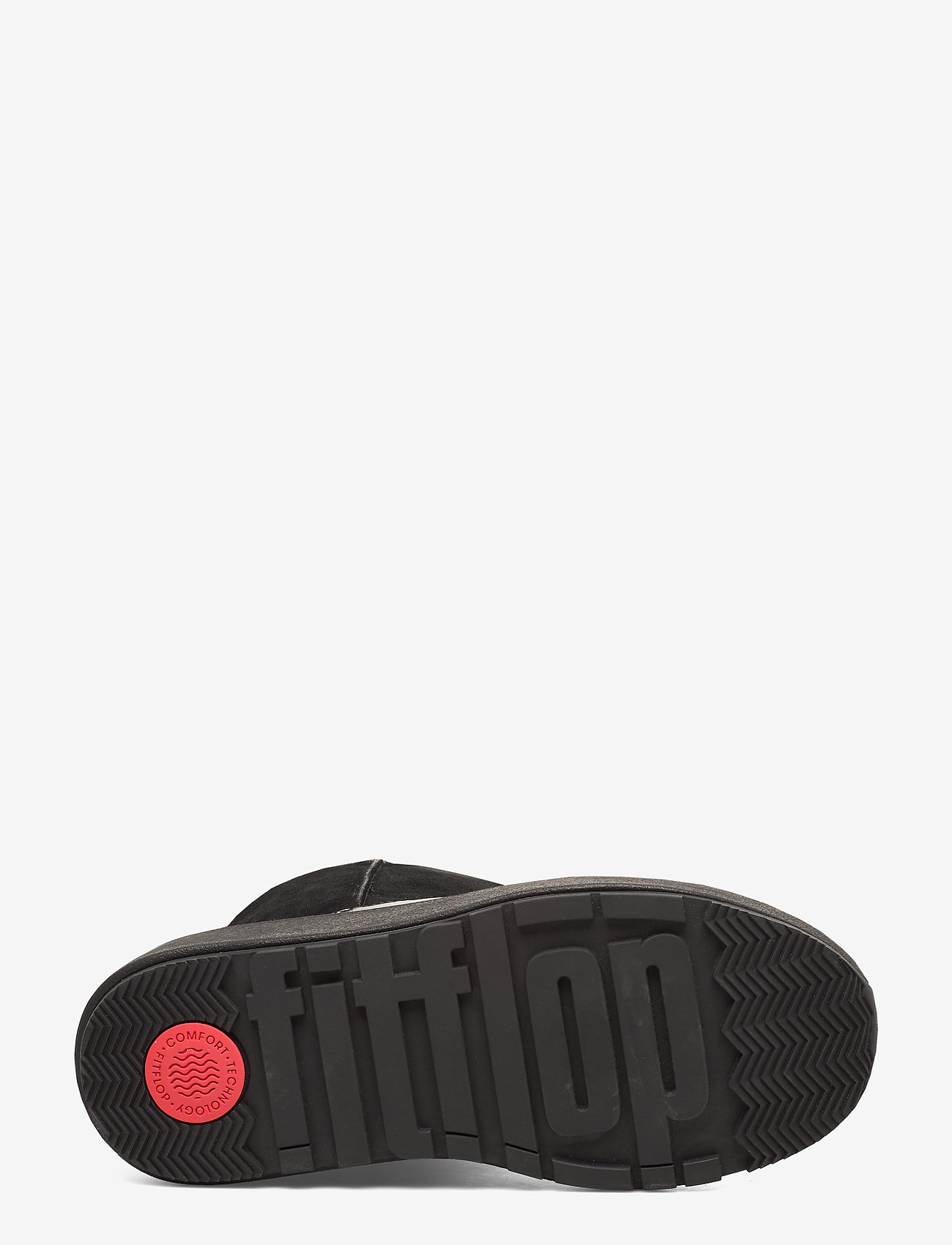 Elin Snuggle Boot (All Black) - FitFlop