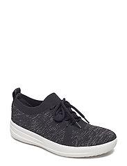 Uberknit Sneaker - BLACK