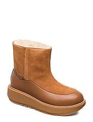 Elin Snuggle Boot - LIGHT TAN