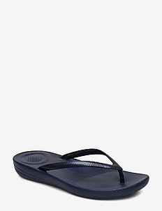 IQUSHION ERGONOMIC FLIP-FLOPS - klip-klapper - midnight navy